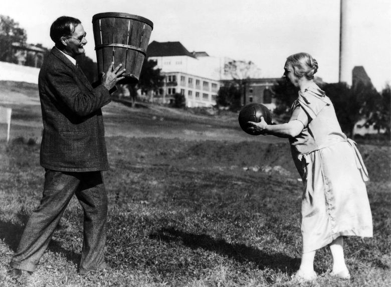 Basketbol Sporunun Mucidi, James Naismith